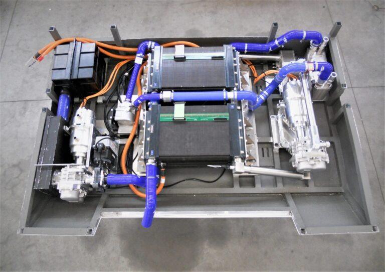 Progettazione fuel cell